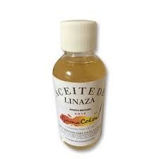 ACEITE DE LINAZA GAMA COLOR 125 ML