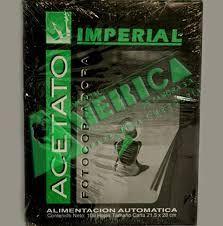 ACETATO IMPERIAL CAJA 100 PZAS.