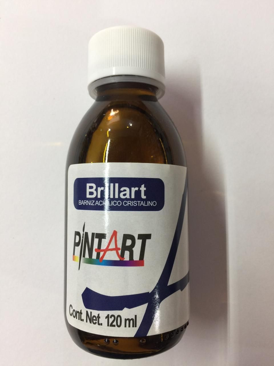 BARNIZ BRILLART PINTAR 120 ML