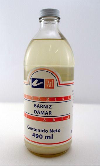 BARNIZ DAMAR 500 ML