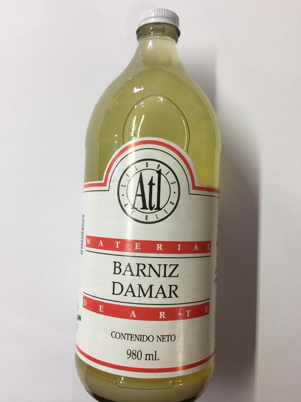 BARNIZ DAMAR 980 ML