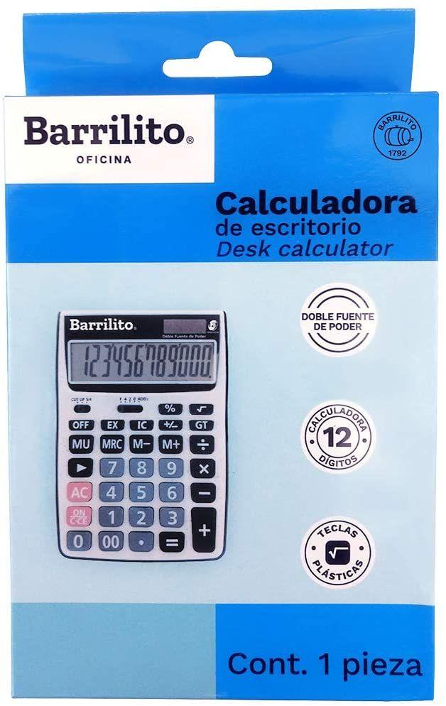 CALCULADORA ACME DE ESCRITORIO DT394