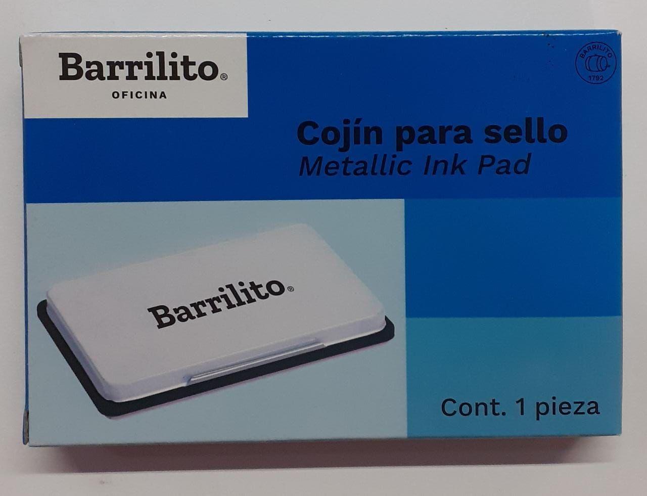 COJIN BARRILITO PARA SELLO CO3N