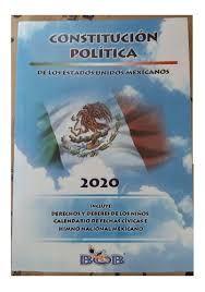 CONSTITUCION POLITICA DE LOS E U MEXICAN