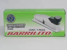 ENGRAPADORA T/COMPLETA BARR CROMADA P404