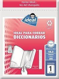FORRO IDEAL P/DICCIONARIO LAROUSSE