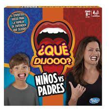 JUEGO DE MESA QUE DIJO NIÑOS VS PADRES