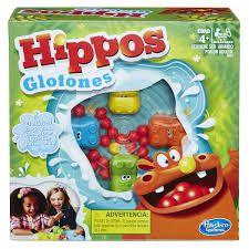 JUEGO HIPPOS GLOTONES HASBRO GAMING