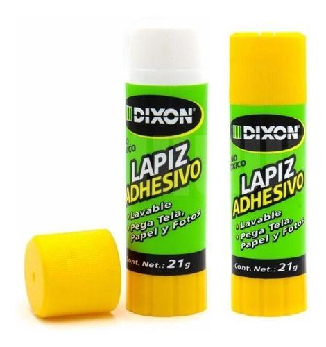 LAPIZ ADHESIVO DIXON 21 G