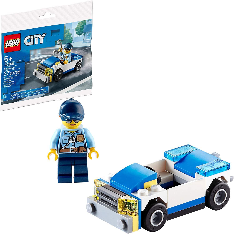 LEGOS POLICE 37 PZAS.