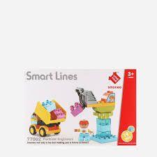 LEGOS SMART LINES 19 PCS