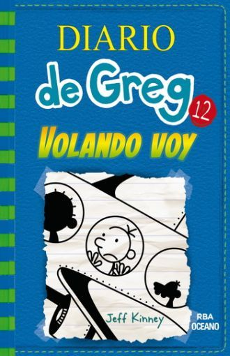 LIBRO DIARIO DE GREG 12 VOLANDO VOY