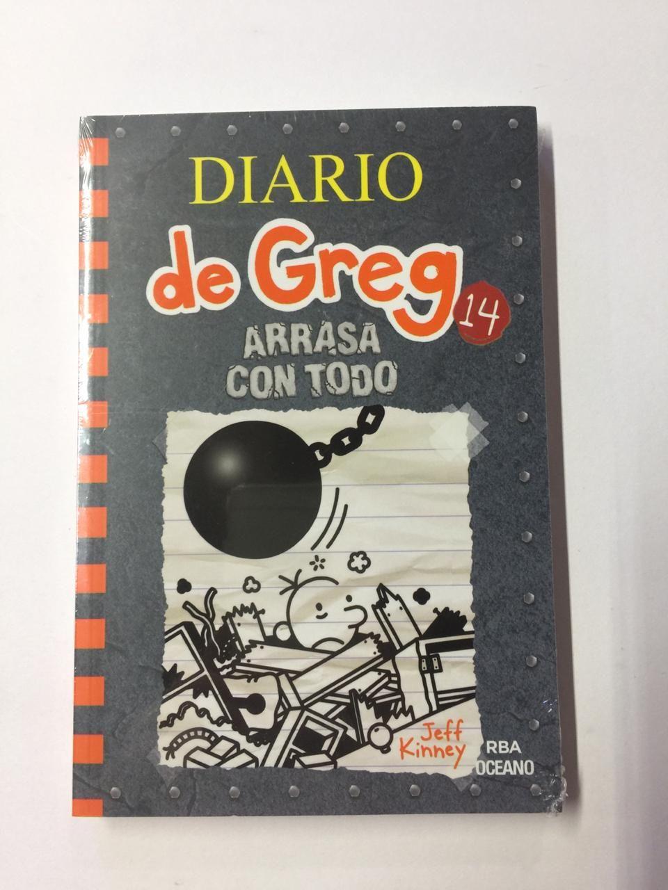 LIBRO DIARIO DE GREG 14