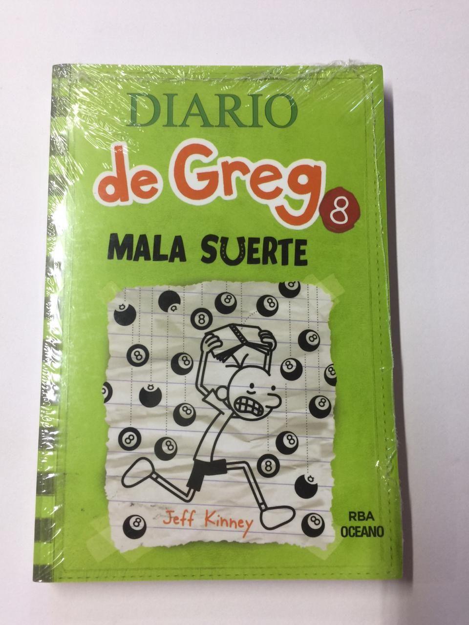 LIBRO DIARIO DE GREG 8