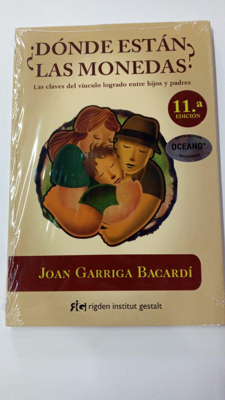 LIBRO DONDE ESTAN LAS MONEDAS JOAN GARRIGA BACARDI
