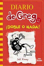 LIBRO EL DIARIO DE GREG 11
