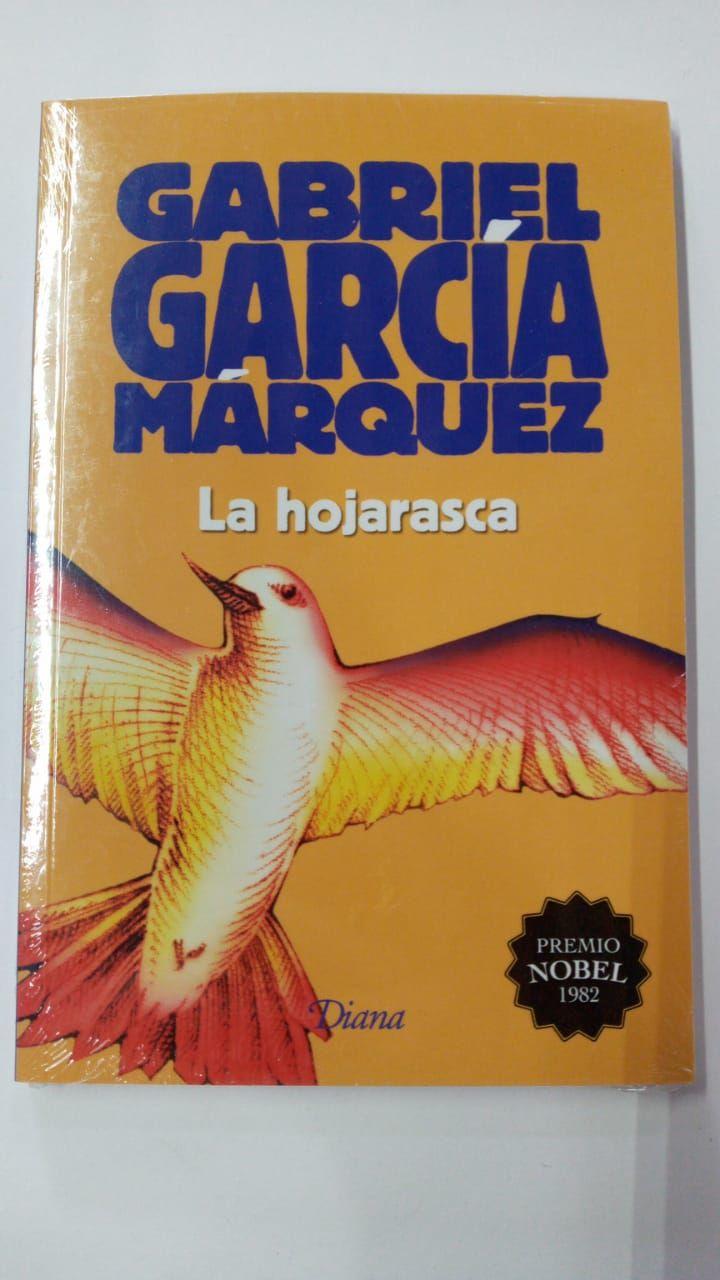 LIBRO LA HOJARASCA GABRIEL GARCIA MARQUEZ