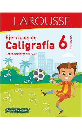 LIBRO LAROUSSE EJERCICIOS DE ORTOGRAFIA DE 6TO