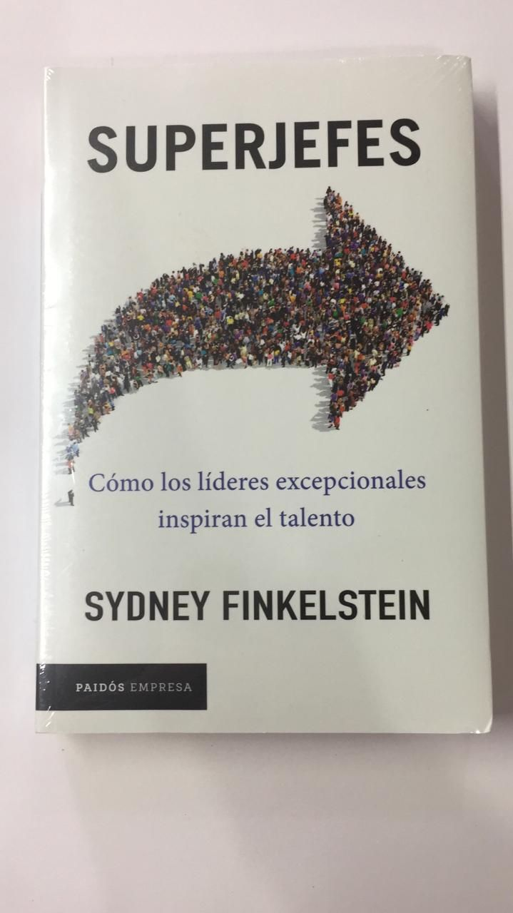 LIBRO SUPERJEFES