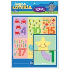LOTERIA DIDACTICA BOB NUMEROS1-20