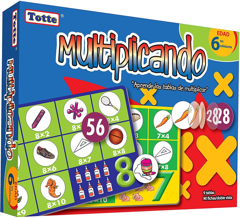 MULTIPLICANDO TOTTE