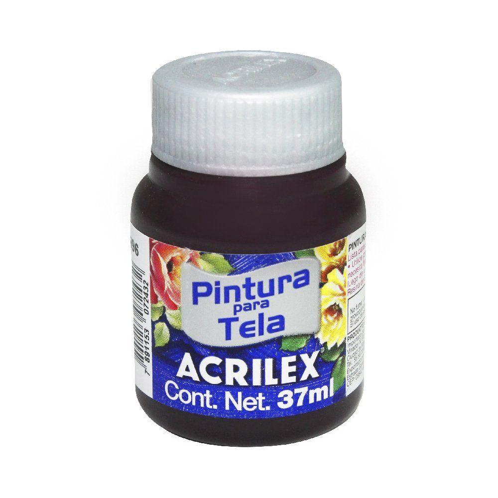 PINTURA ACRILEX 37 ML BERENJENA