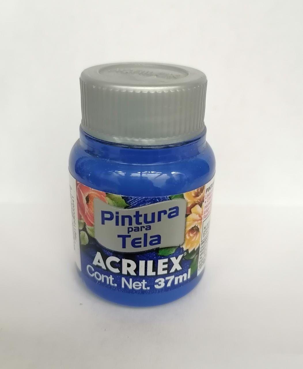 PINTURA ACRILEX AZUL ULTRAMAR