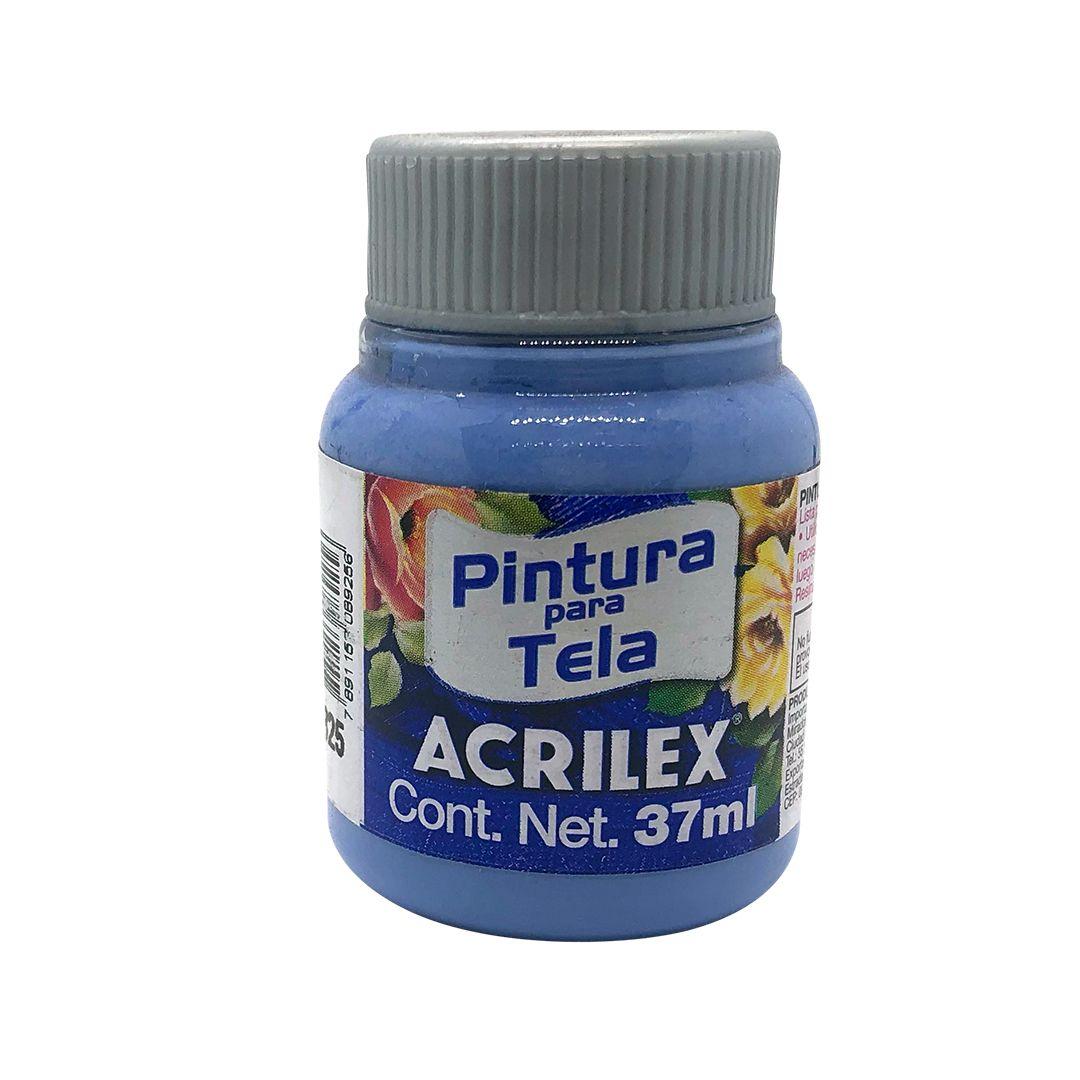 PINTURA PARA ACRILEX 37 ML AZUL CONTRY