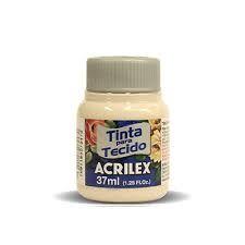 PINTURA PARA TELA ACRILEX ARENA 37 ML