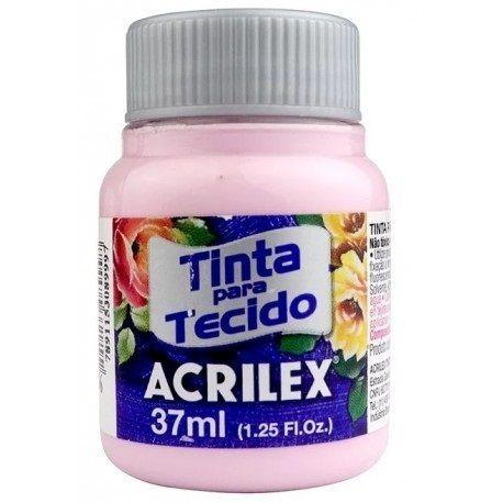 PINTURA PARA TELA ACRILEX ROSA INGLESA