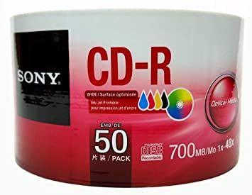 TORRE CD  SONY C/50 PZAS.
