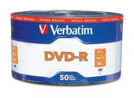 TORRE DVD-R C/50 PZAS
